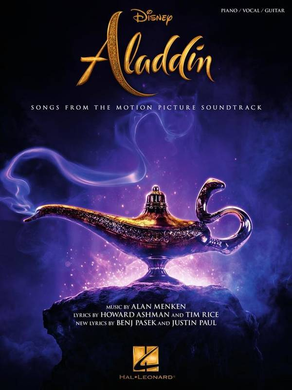 Aladdin, Songs from the Motion Picture Soundtrack