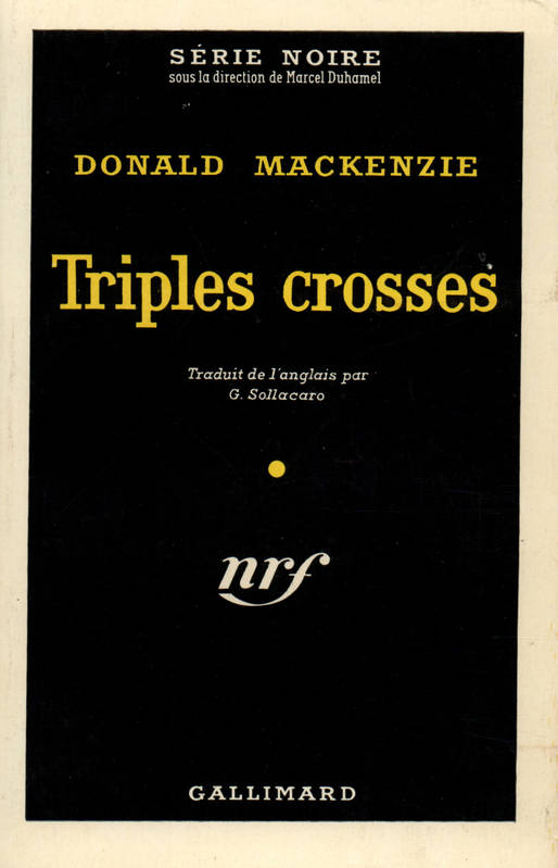 Triples crosses