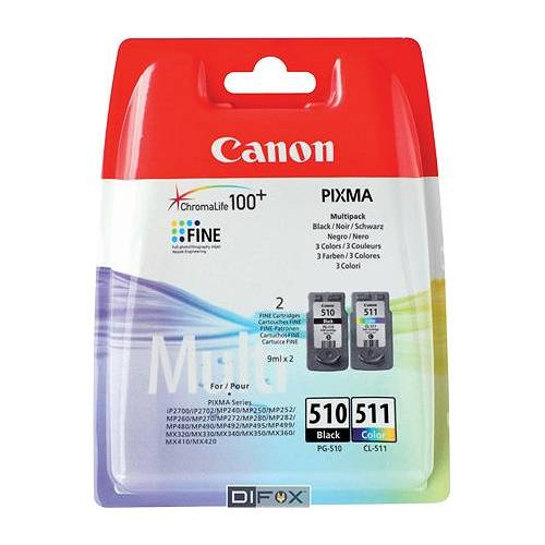 PACK CANON 510/511