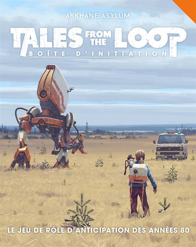 Tales from the Loop - boîte d'initiation