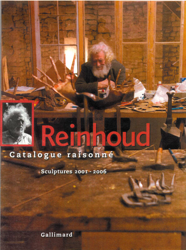 Reinhoud (Tome 6-Sculptures 2001-2006), Catalogue raisonné