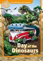 Oxford Read and Imagine - 5 - Day of the Dinosaurs - Livre