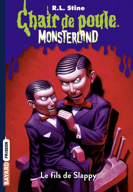 Monsterland, Tome 02, Le fils de Slappy