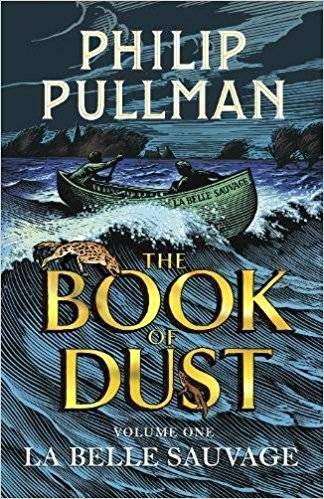 LA BELLE SAUVAGE T.01 THE BOOK OF DUST (COUVERTURE RIGIDE)