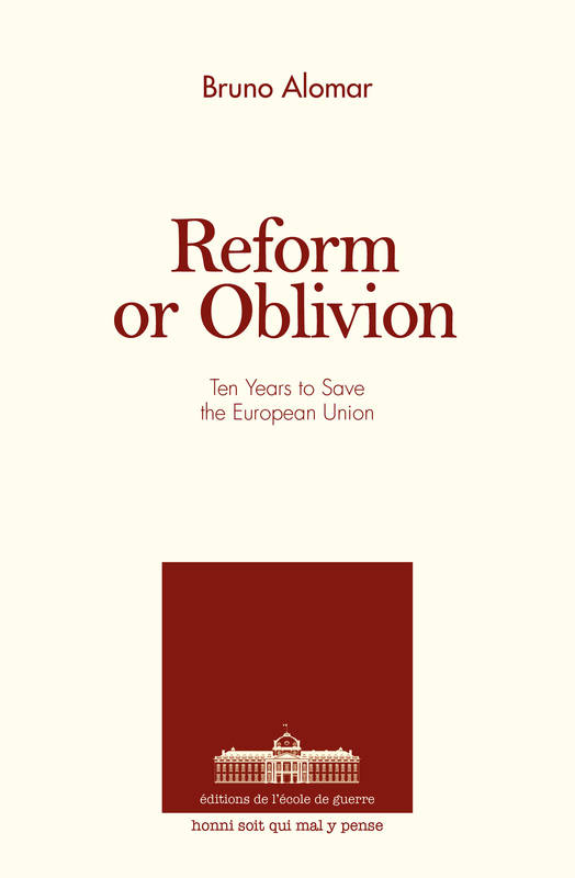 Reform or oblivion, Ten years to save the European Union