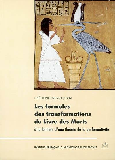 Les formules des transformations du