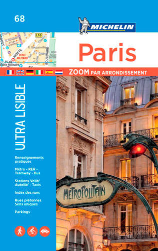 Paris / zoom par arrondissement