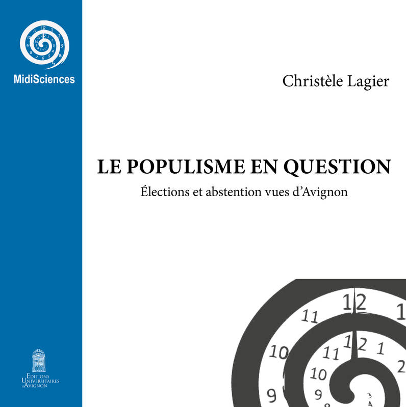 Le populisme en question, élections et abstention vues d'Avignon