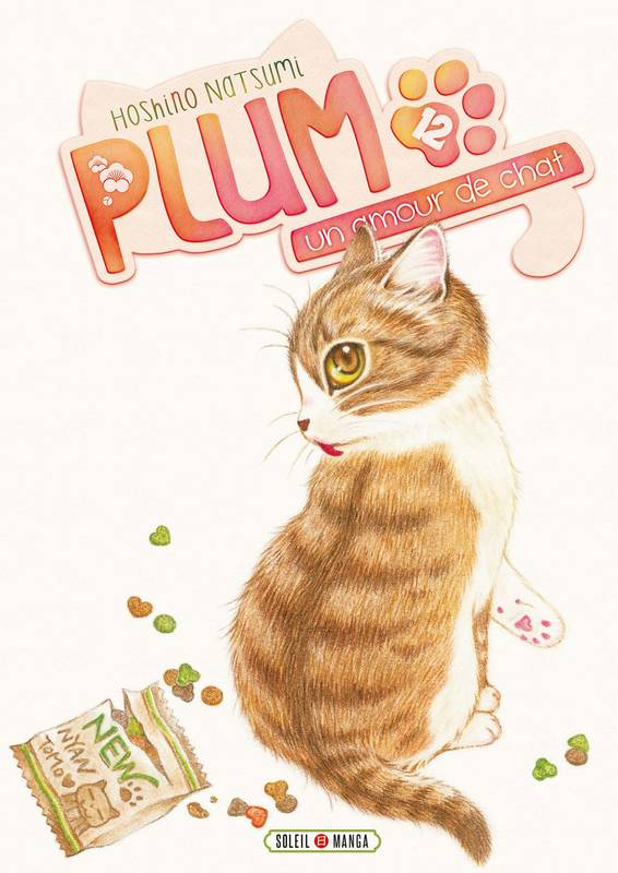 12, Plum, un amour de chat T12
