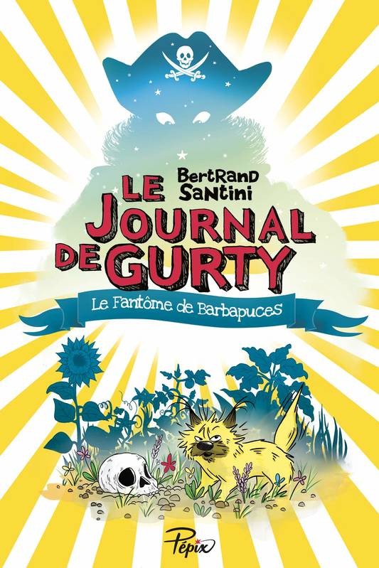 Le journal de Gurty et la collection Pepix des Editions Sarbacane