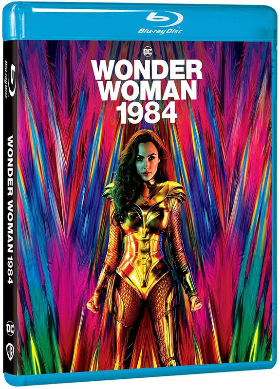 Wonder Woman 1984 - Blu-ray (2020)