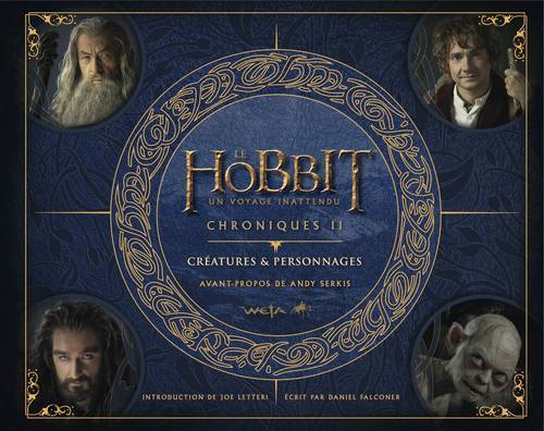 The Hobbit / creatures & characters