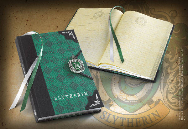Harry Potter journal slytherin