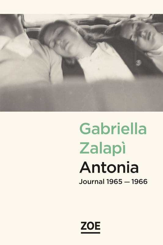 Antonia, Journal 1965 – 1966