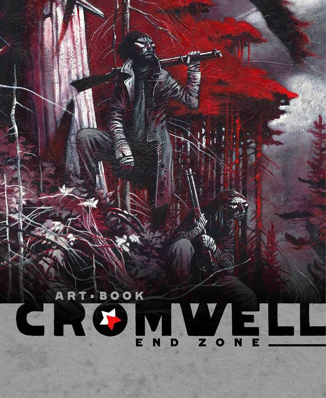 End Zone - Artbook, The Art of Cromwell