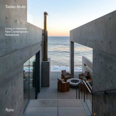 TADAO ANDO LIVING WITH NATURE /ANGLAIS
