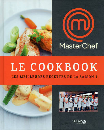 Masterchef cookbook 2013