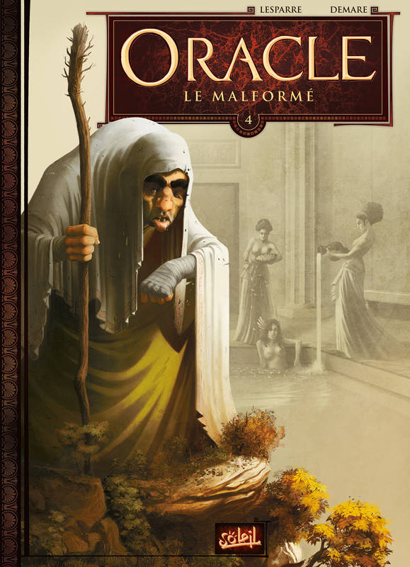 Oracle,  Tome 4 : Le Malformé