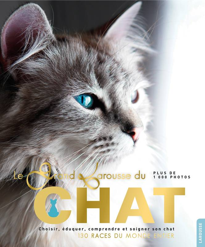 Grand Larousse des chats