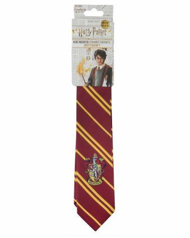 HARRY POTTER CRAVATE ENFANT GRYFFINDOR