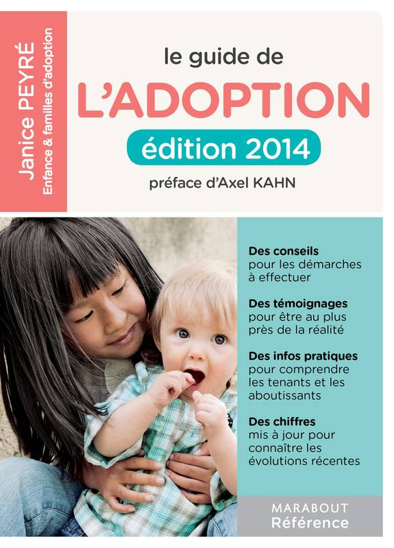 Le guide de l'adoption, Edition 2014