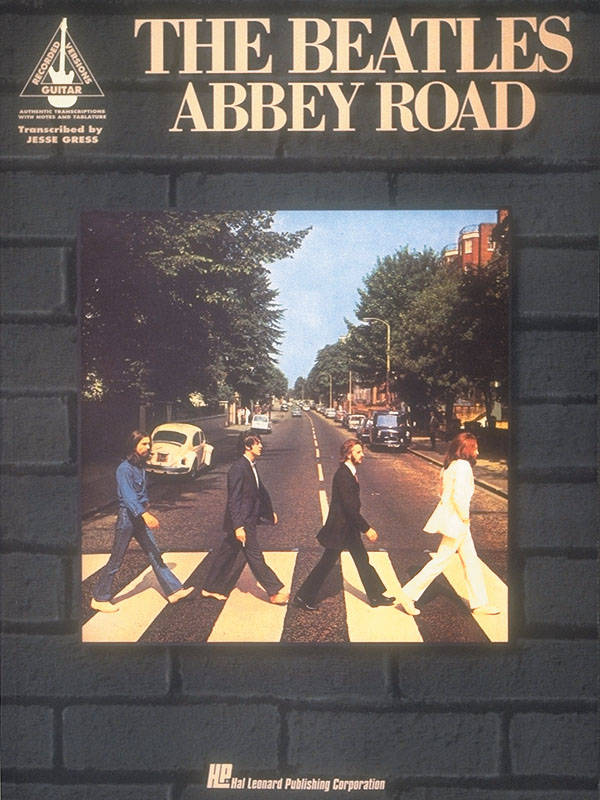 Abbey Road - Guitar Recorded Versions