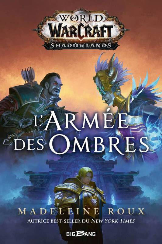World of Warcraft – Shadowlands – L'Armée des Ombres, Shadowlands