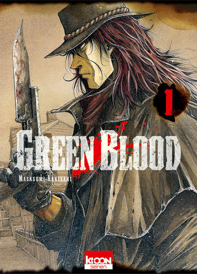 1, Green blood, Tome 1