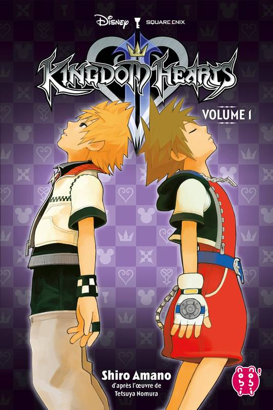 Kingdom hearts II, 1, Kingdom Hearts l'intégrale T05