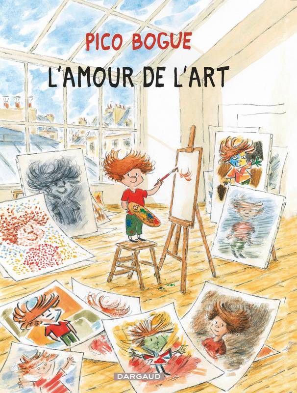 Pico Bogue / L'amour de l'art