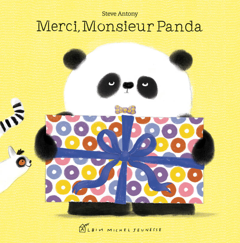 Merci, Monsieur Panda