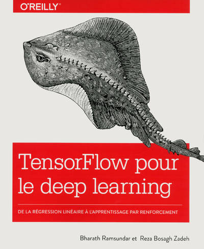 TensorFlow pour le Deep learning - De la régression linéaire à l'apprentissage par renforcement - collection O'Reilly