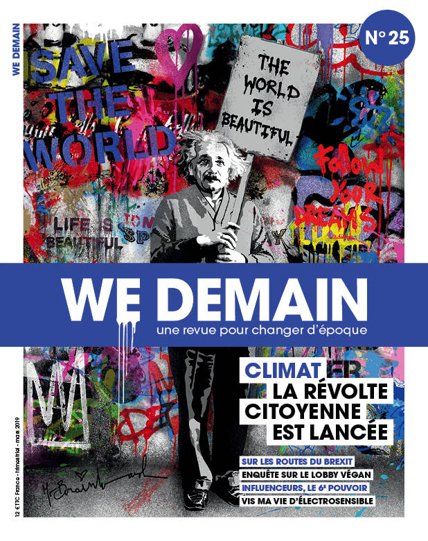 WE DEMAIN - NUMERO 25 - VOL25