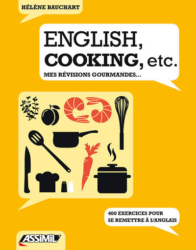 English, cooking, etc. / mes révisions gourmandes