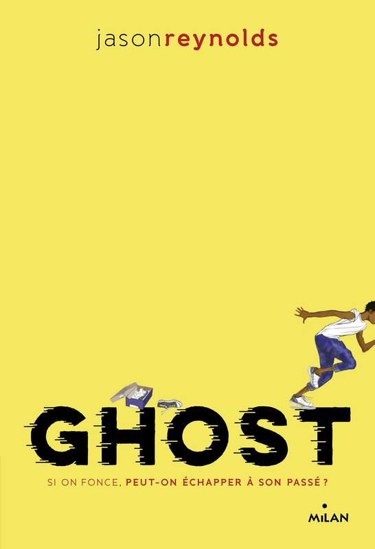 Go !, Tome 01, Ghost