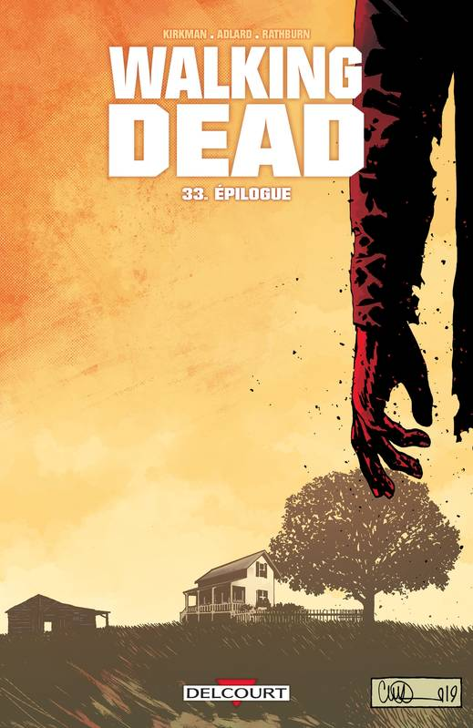 Walking Dead, Épilogue, tome 33