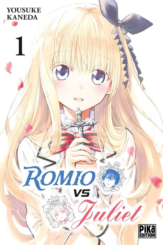 1, Romio vs Juliet T01