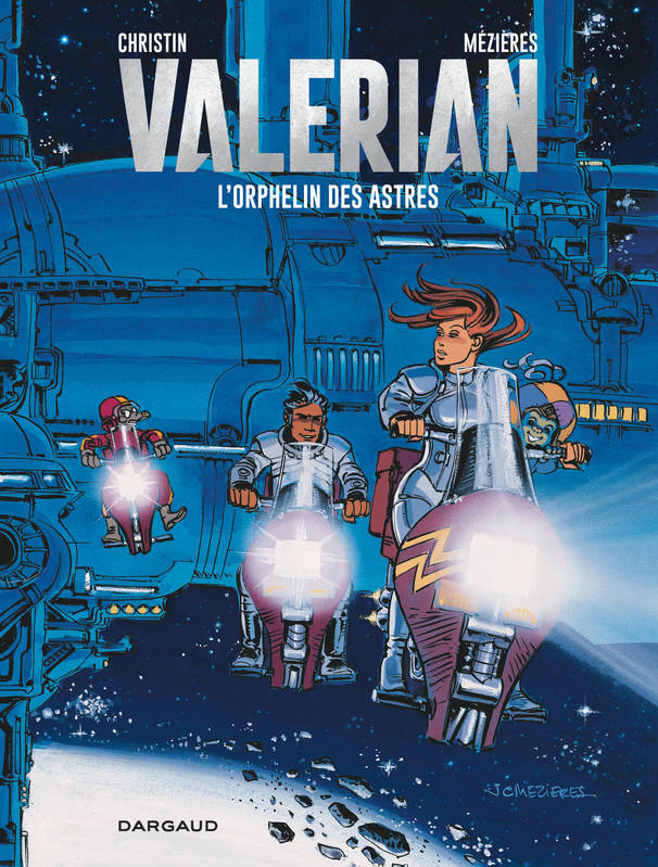 Valérian - Tome 17 - L'Orphelin des astres