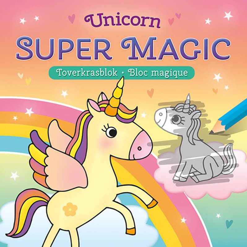 Unicorn Super Magic Bloc Magique