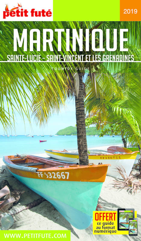 Martinique / Sainte-Lucie, Saint-Vincent et les Grenadines : 2019