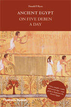 ANCIENT EGYPT ON FIVE DEBEN A DAY /ANGLAIS