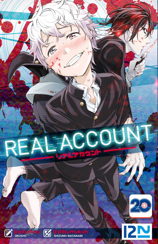 Real Account - Tome 20