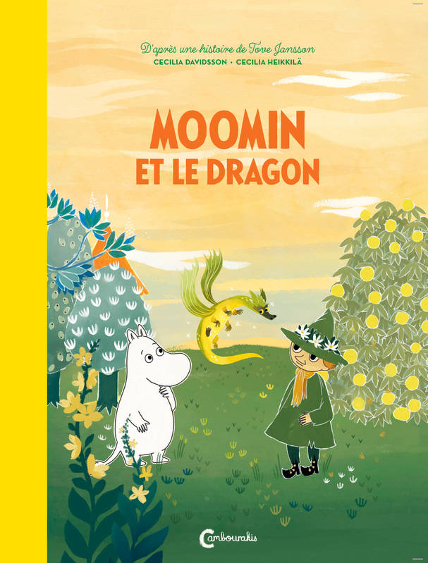 Moomin et le Dragon