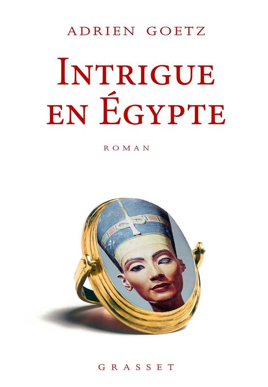 Intrigue en Egypte, roman