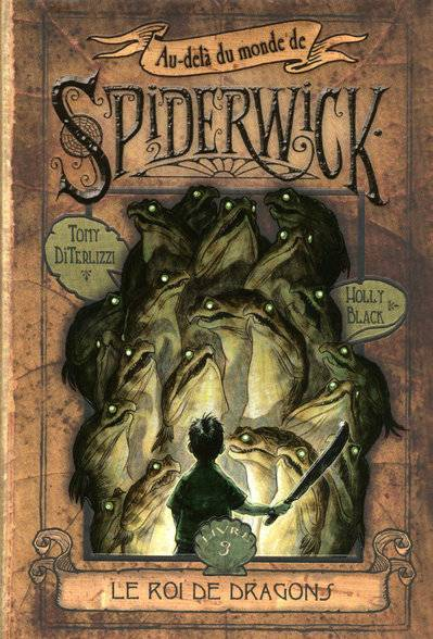 3, 3. Au-delà du monde de Spiderwick - cycle II