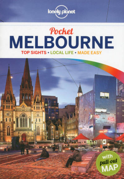 Pocket Melbourne - 3ed - Anglais