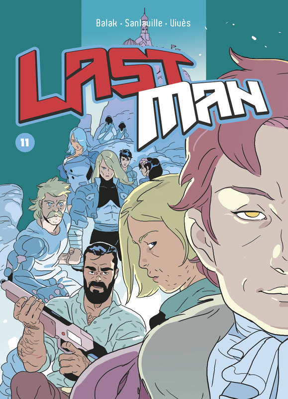 Last Man / Collector, Tome 11