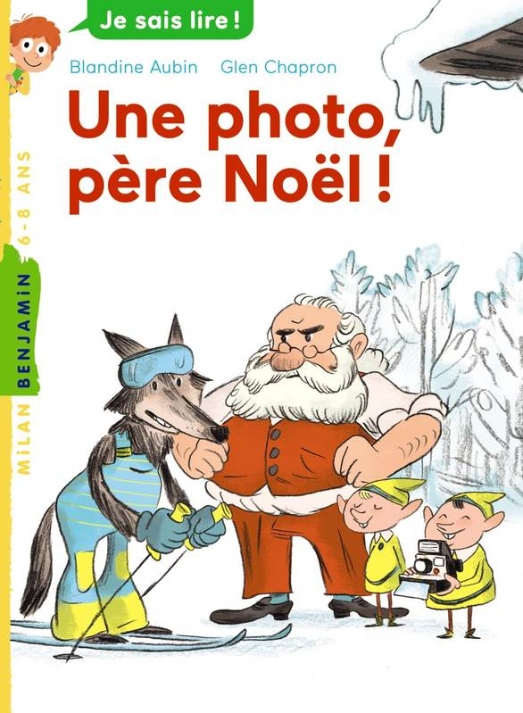 Une photo, père Noël !