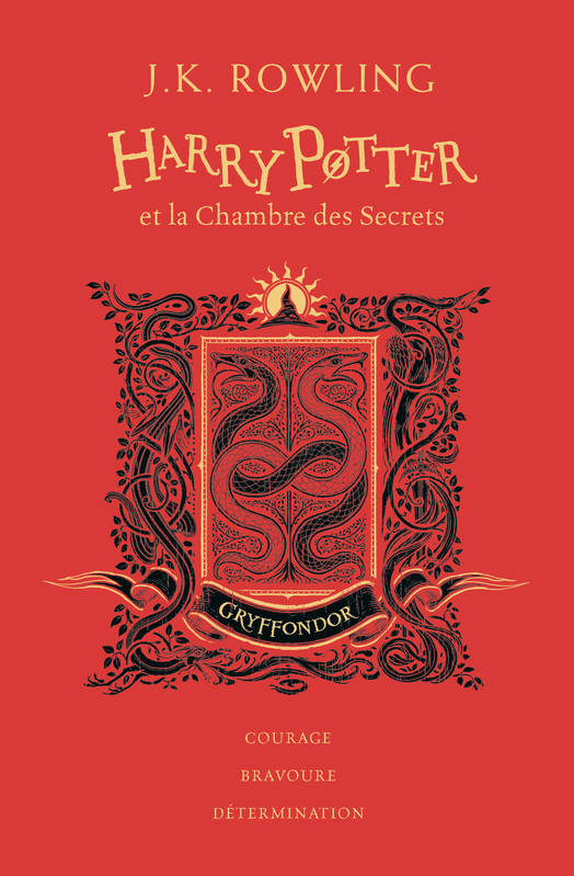 Harry Potter, II : Harry Potter et la Chambre des Secrets, Gryffondor