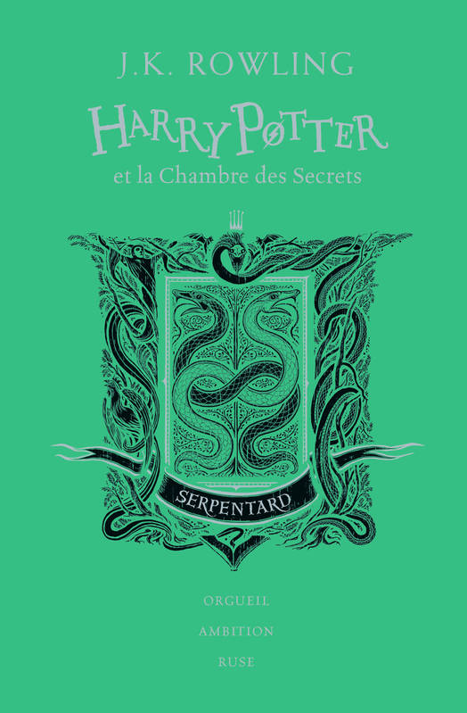 Harry Potter et la Chambre des Secrets, Serpentard